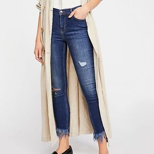 Free People Great Height Jeans